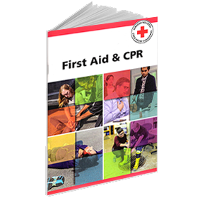 Canadian Red Cross First Aid reference guide